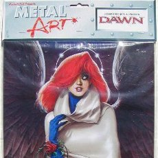 Cómics: METAL ART - CRYPT OF DAWN III (ROCKET USA,2001) - JOSEPH LINSNER. Lote 45085512