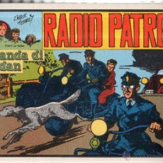 Cómics: RADIO PATROL. LA BANDA DI BIG DAN. ITALIA. Nº 34. Lote 45510795
