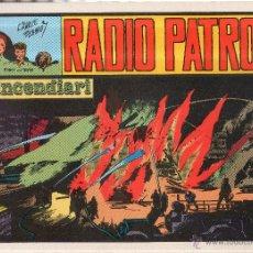 Cómics: RADIO PATROL. GLI INCENDIARI. ITALIA. Nº 33. Lote 45510821