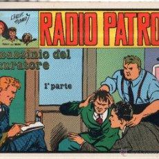 Cómics: RADIO PATROL. I'ASSASSINIO DEL PROCURATORE 1º PARTE. ITALIA. Nº 31. Lote 45510868