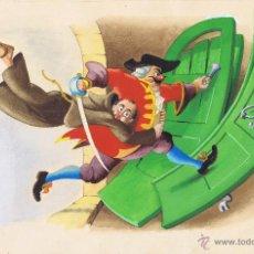 Cómics: ORIGINAL DE MIGUEL PALAU. Lote 45558868