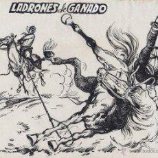 Cómics: ORIGINAL DE JOSÉ DALMAU. Lote 45561492