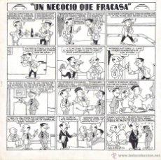 Cómics: ORIGINAL DE VELASCO. Lote 45645453