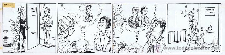 LOLA ORIGINAL 3798 DE ÍÑIGO (Tebeos y Comics - Comics - Art Comic)