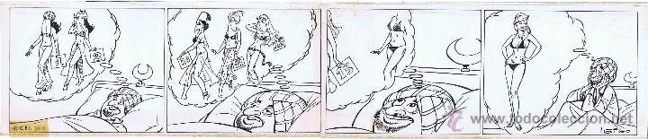 LOLA ORIGINAL 3816 DE ÍÑIGO (Tebeos y Comics - Comics - Art Comic)