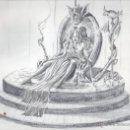 Cómics: ORIGINAL A LAPIZ DE SALVA, VALENCIA, 1997. Lote 47378769