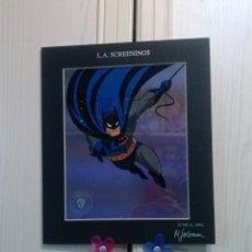 Cómics: BATMAN-SERIGRAFIA ORIGINAL DE D.C. COMICS 1992-RARA. Lote 54741408