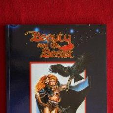 Cómics: BEAUTY AND THE BEAST. ILUSTRACIONES DE CHRIS ACHILLEOS. EDICIÓN INGLESA 1985, PAPER TIGER. NUEVO. Lote 47758013