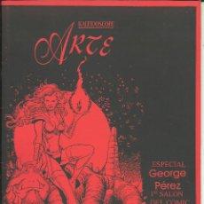 Cómics: KALEIDOSCOPE ARTE ESPECIAL GEORGE PEREZ AVILES AGOSTO 1996. Lote 48731440