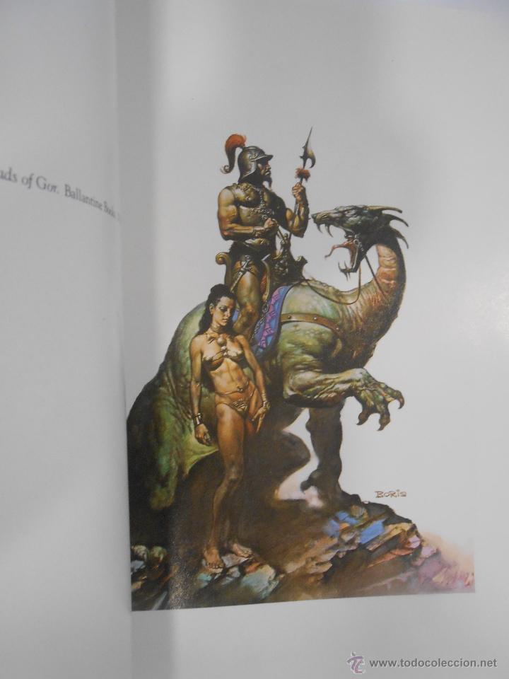 Cómics: the fantastic art of boris vallejo new york 1978 - Foto 2 - 48865652