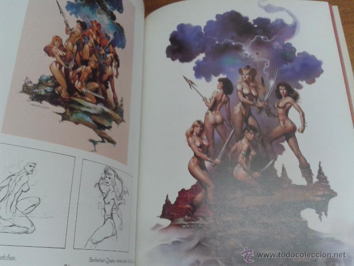 Boris Vallejo Fantasy Art Techniques 1985