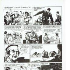 Cómics: COPIA DE AUTOR - SELLADA Y CERTIFICADA - ANTONIO CARRILLO - TOM FARRELL- PVP 50€. Lote 49031887
