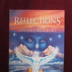 Cómics: REFLECTIONS. THE ART OF STEPHEN BRADBURY. PAPER TIGER 1996 MBE. Lote 49056524