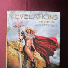 Cómics: REVELATIONS. THE ART OF MAX BERTOLINI. PAPER TIGER, 2005. NUEVO. Lote 49136148