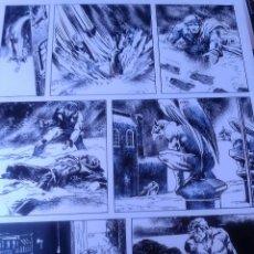 Cómics: CREEPY#108.PABLO MARCOS.PAGINA ORIGINAL,ART COMIC.. Lote 49638496