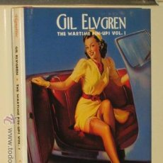 Cómics: GIL ELVGREN THE WARTIME PIN-UPS VOL. 1 FORMATO TAPA DURA 14,5X12 CM.. Lote 49727553