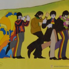 Cómics: THE BEATLES YELLOW SUBMARINE SERICEL- EDICION LIMITADA- PVP 600€. Lote 49740644
