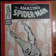 Cómics: GIL KANE'S THE AMAZING SPIDER-MAN ARTIST'S EDITION.. Lote 49842311