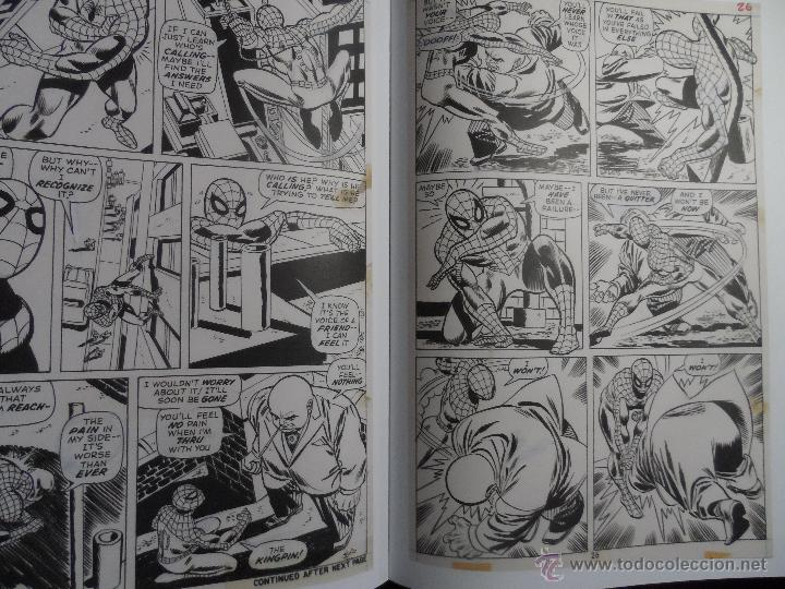 Cómics: Gil Kane's The Amazing Spider-Man Artist's Edition. - Foto 3 - 49842311