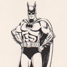 Cómics - Batman. Cartulina 21,5x15,5. - 89683540