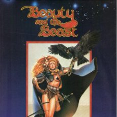 Cómics: BEAUTY AND THE BEAST - CHRIS ACHILLEOS - PAPER TIGER - AÑO 1991.. Lote 52028308