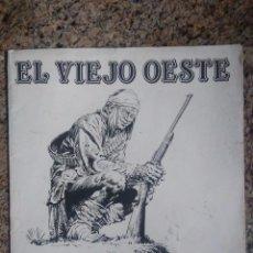 Cómics: PORTAFOLIO DE ILUSTRACIONES: EL VIEJO OESTE - ANTONIO HERNANDEZ PALACIOS (NORMA 1981). Lote 52164500