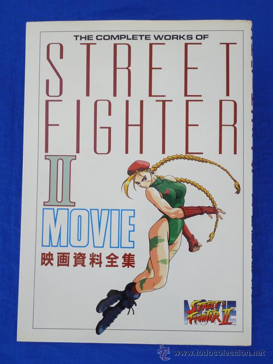The Complete Works Of Street Fighter Ii Animat Sold Through