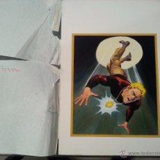 Cómics: ORIGINAL DE LA PORTADA DE KELLY OJO MAGICO 7 POR LOPEZ ESPI. Lote 52506550