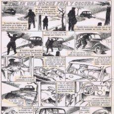 Cómics: ORIGINAL BATLLORI JOFRE PUBLICADO EN TBO. Lote 53152823