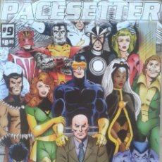 Cómics: PACESETTER 9 (THE GEORGE PEREZ MAGAZINE).. Lote 53671348
