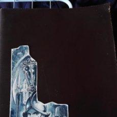 Cómics: ILUSTRACIÓN ORIGINAL DE TOMAS PORTO DE EL ALBUM DE MONTSERRAT. EDIC.CRISOL. Lote 53730732