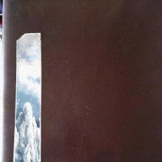 Cómics: ILUSTRACIÓN ORIGINAL DE TOMAS PORTO DE EL ALBUM DE MONTSERRAT. EDIC.CRISOL. Lote 53730921