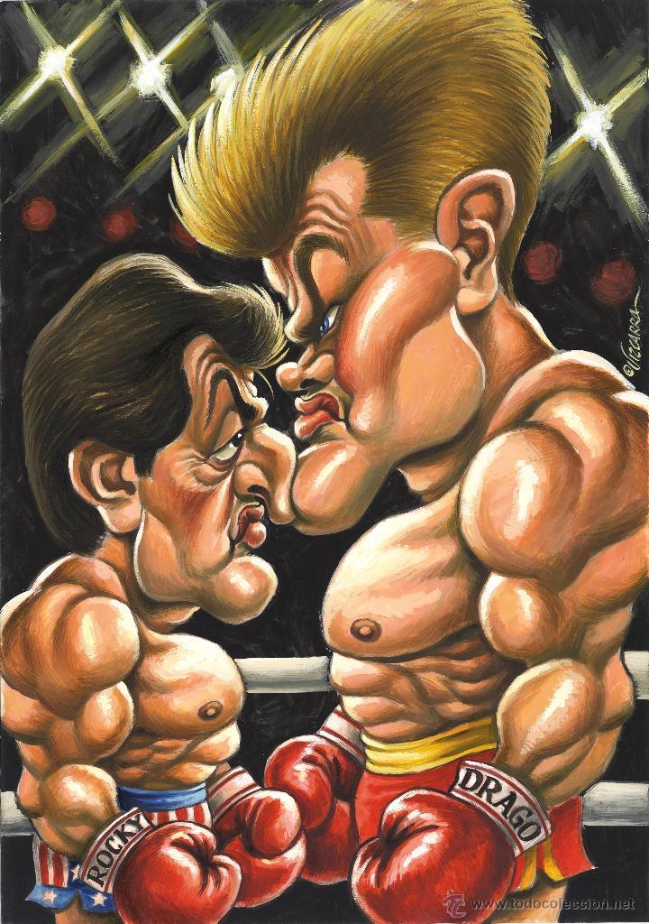 Rocky vs rambo