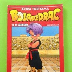 Cómics: COMIC BOLA DE DRAC Nº 188/35 SERIE ROJA. Lote 54975221