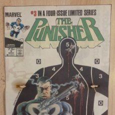 Cómics: POSTER THE PUNISHER , MARVEL COMICS GROUP, 1985, 235X330MM. Lote 55412139