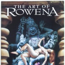 Cómics: THE ART OF ROWENA MORRILL. Lote 55932398
