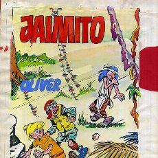 Cómics: DIBUJO ORIGINAL COLOR, PORTADA JAIMITO Nº 1647 , LEER DESCRIPCION , ORIGINAL , J. Lote 56126080