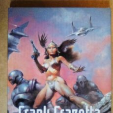 Comics: FRANK FRAZETTA MAESTRO DEL ARTE FANTASTICO (EDITORIAL EVERGREEN) - EN ESPAÑOL. Lote 56252988