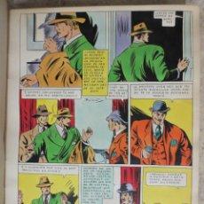 Cómics: PAGINA ORIGINAL ENRIC BADIA ROMERO AÑO 1944. Lote 56318801
