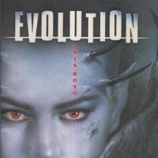 Cómics - EVOLUTION (LUIS ROYO) - NORMA - BUEN ESTADO - 56402418