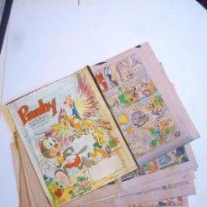 Cómics: GUIA DE COLOR ORIGINAL PUMBY 1099 COMPLETO 32 PÁGINAS + CUBIERTA + 2ª CUB + CONTRA.VALENCIANA 1979. Lote 57195868