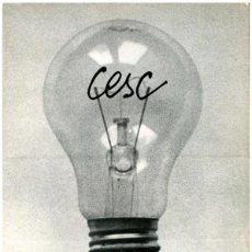 Cómics: CESC - DESARROLLO & DESARROLLADOS S.A. - ED. LUMEN 1972 - M. VÁZQUEZ MONTALBÁN - JUAN PALOMO. Lote 57869758