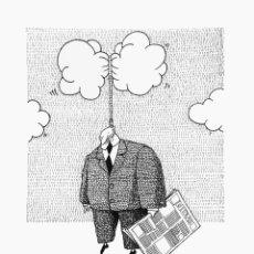 Cómics: DIBUJO ORIGINAL - HUMORISTA GRAFICO CUBANO GELICO. Lote 58519851