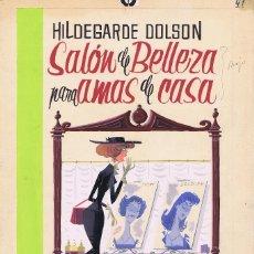 Cómics: GARCÍA LORENTE PORTADA SALÓN DE BELLEZA PARA AMAS DE CASA. Lote 61718784