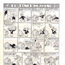 Cómics: ¡¡REBAJADO!! RINO ORIGINAL PUBLICADO EN TBO. Lote 62734372