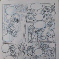 Cómics: KUNG-FU MOUSSE NACHO. Lote 64497195