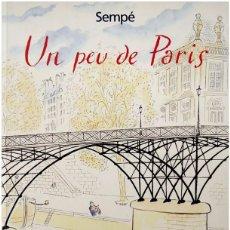 Cómics: SEMPÉ - UN PUE DE PARIS - GALLIMARD, PARIS 2001. Lote 66765990