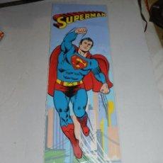 Cómics: (D73) DIBUJO ORGINAL SUPERMAN , AÑOS 80 , ANONIMO , 70 X 20 CM, BUEN ESTADO. Lote 69222533