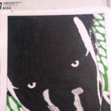 Cómics: DEATHSTROKE #6 REBIRTH.PORTADA. ACO. ART COMIC ORIGINAL. Lote 69270921