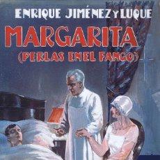 Cómics: ¡¡REBAJADO!! ORIGINAL DE LA PORTADA MARGARITA POR YORICK. Lote 69705185